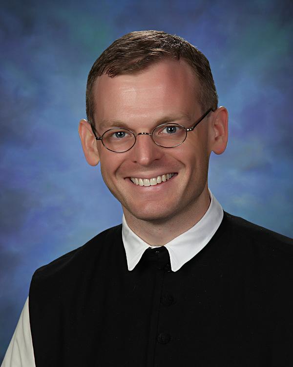 Fr. Stephen Gregg